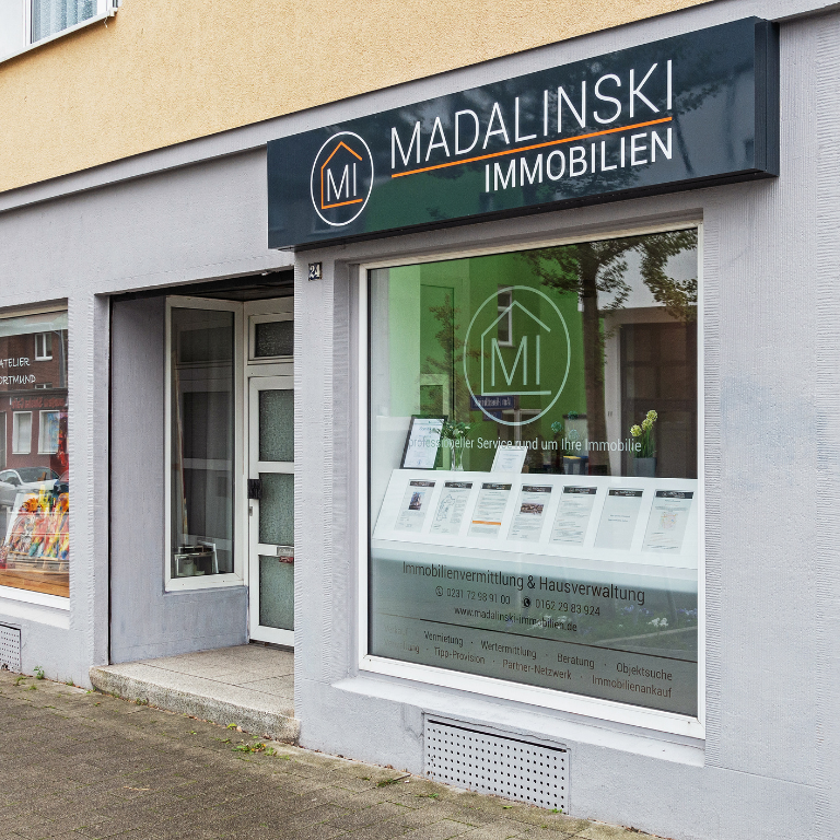 Madalinski Immobilien Dortmund Büro 1