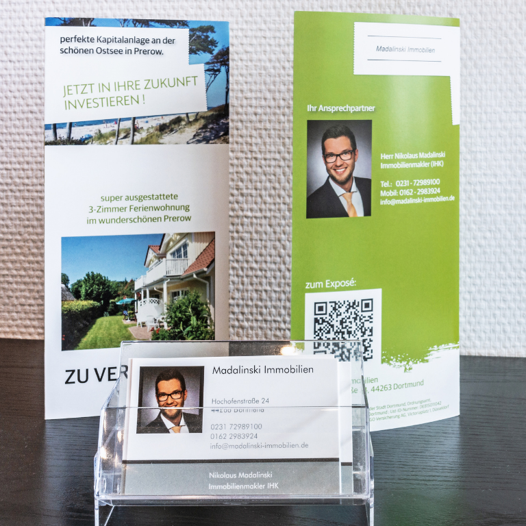Madalinski Immobilien Dortmund Büro 5